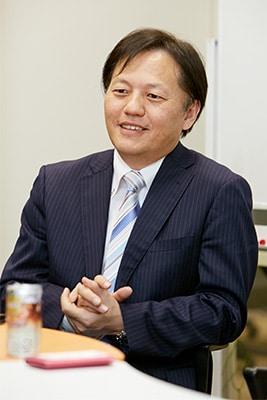 株式会社NTTデータの東矢努さん