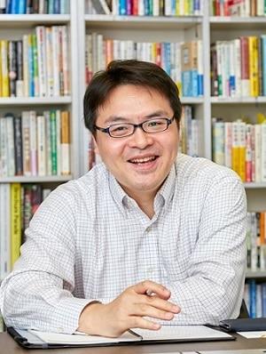 大日精化工業株式会社の新尚樹さん