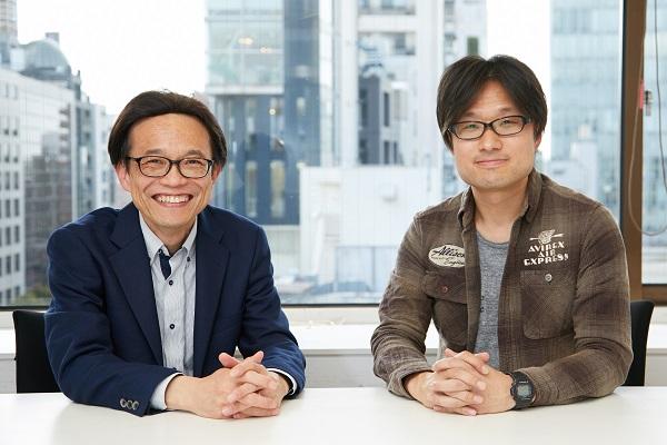 Supership株式会社の吉田毅さんと株式会社ソフィアの平井豊康