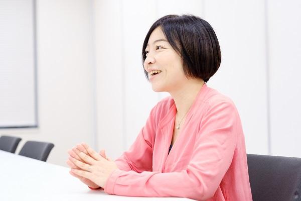 文部科学省の西川朋子さん
