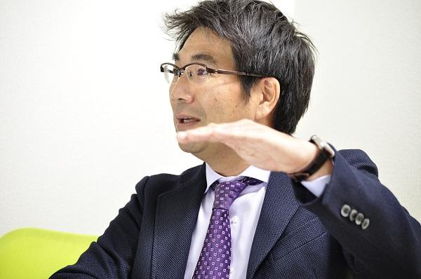 株式会社ソフィアの廣田拓也
